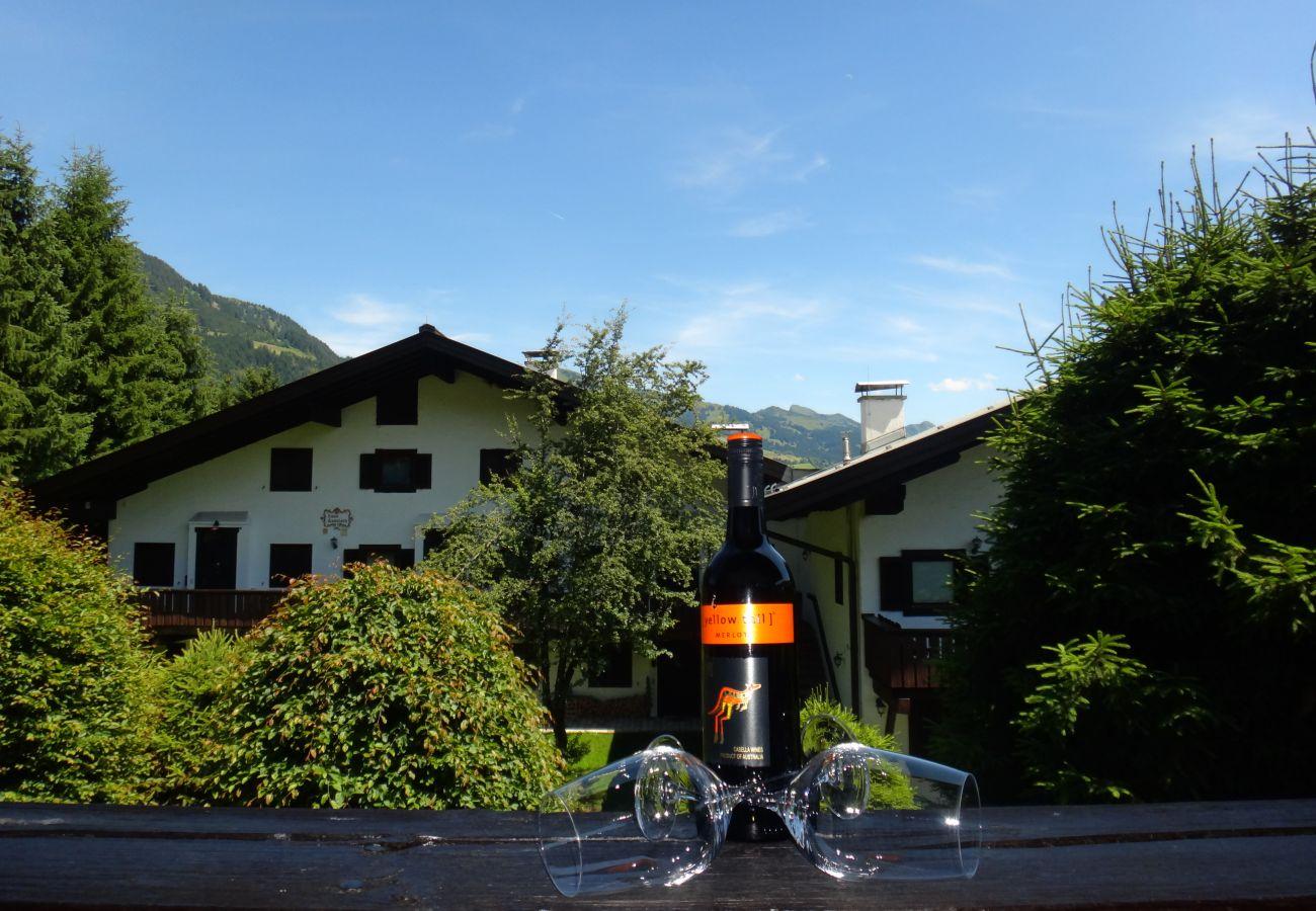 Ferienwohnung in Kitzbühel - Fleck
