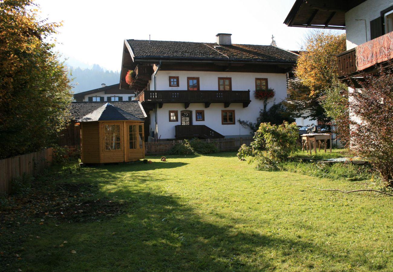 Ferienhaus in Kirchberg in Tirol - House an der Ache