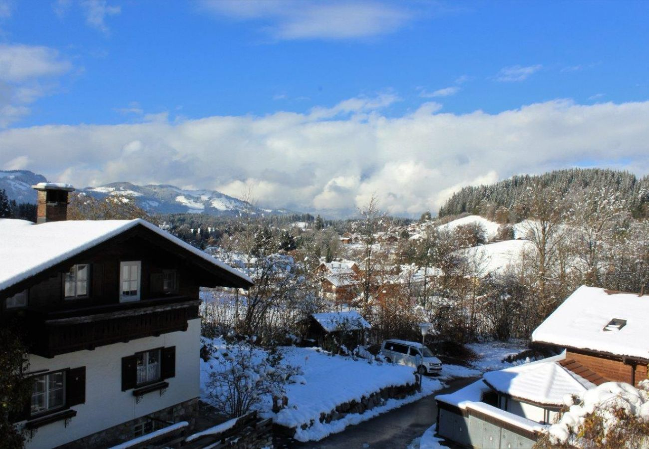 Ferienwohnung in Kitzbühel - Streif