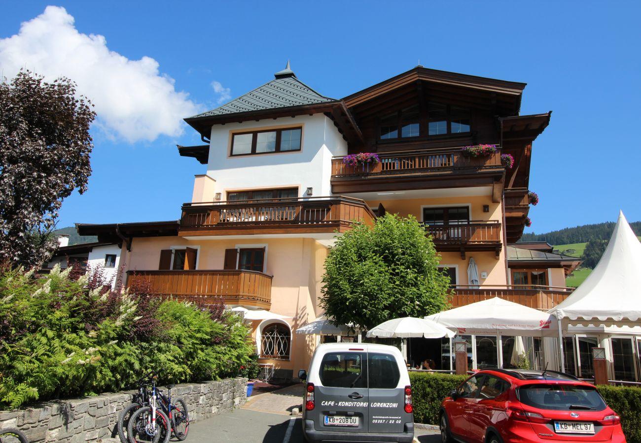 Ferienwohnung in Kirchberg in Tirol - Mountain View