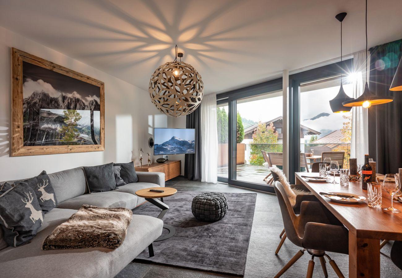 Ferienwohnung in Kirchberg in Tirol - Mountain Chalet