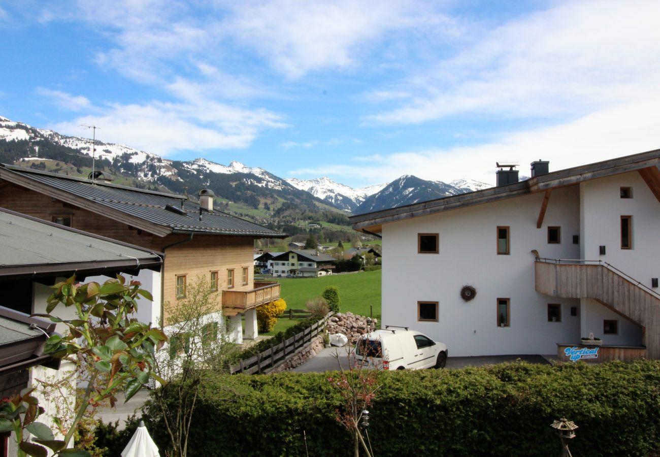 Ferienwohnung in Kitzbühel - Kitzkamm - (ski-in!)