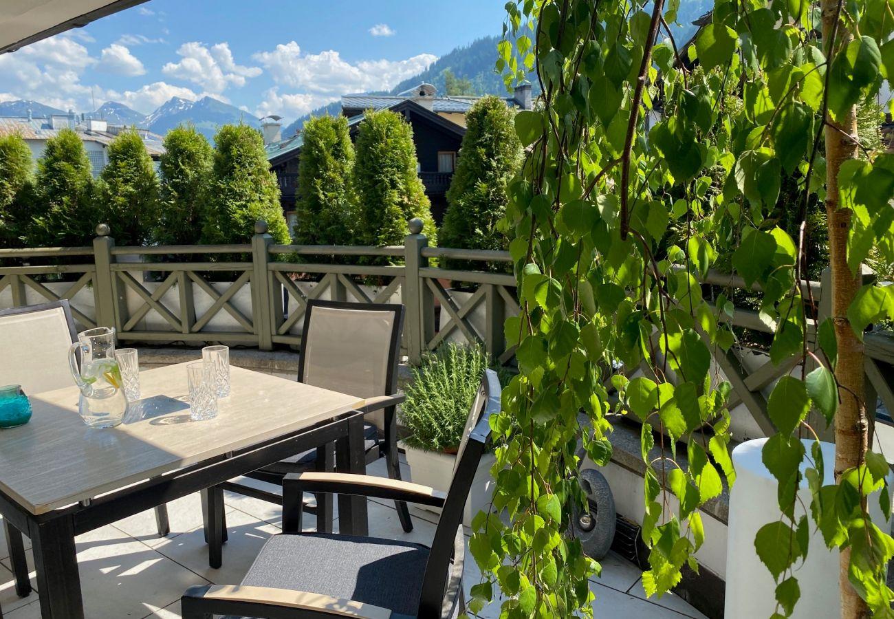 Ferienwohnung in Kitzbühel - Kitz-Exklusiv