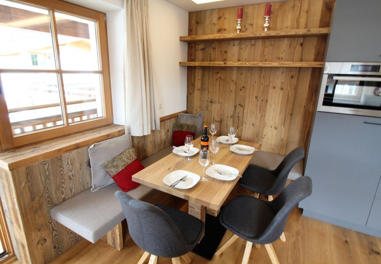 Appartement in Kirchberg in Tirol - Mountain View