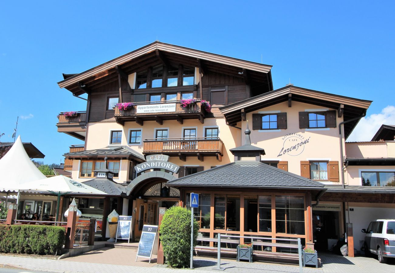 Appartement in Kirchberg in Tirol - Lodge 24