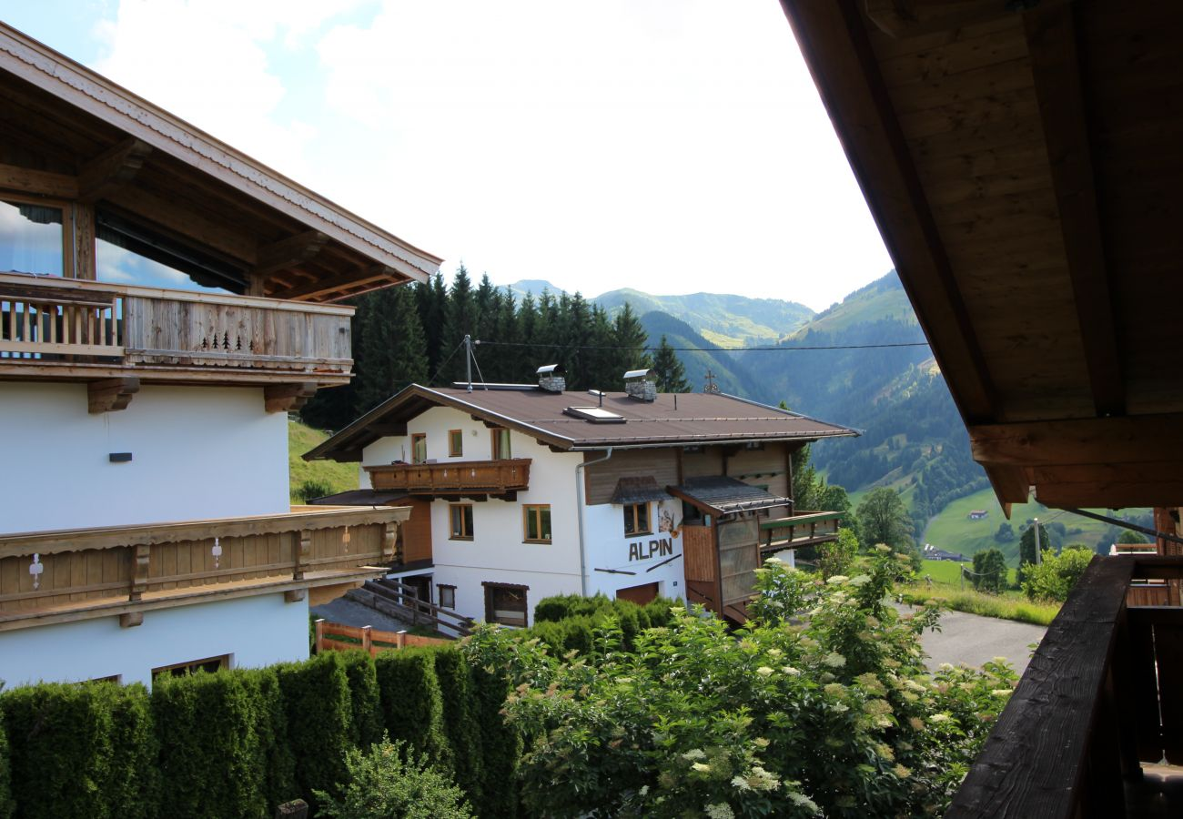 Huis in Kirchberg in Tirol - Lodge Pengelstein (ski-in/out)