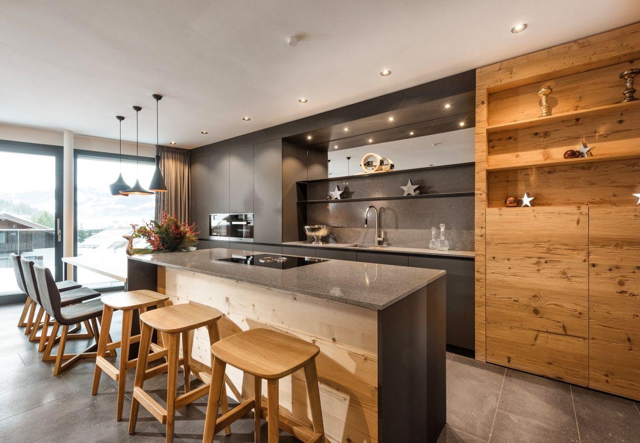 Apartment in Kirchberg in Tirol - Mountain Life