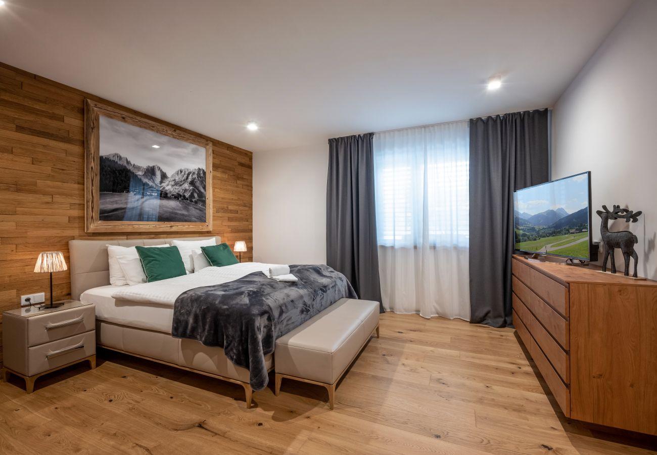 Apartment in Kirchberg in Tirol - Mountain Chalet